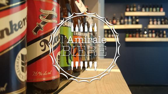 l'Amirale Bière - La Cave